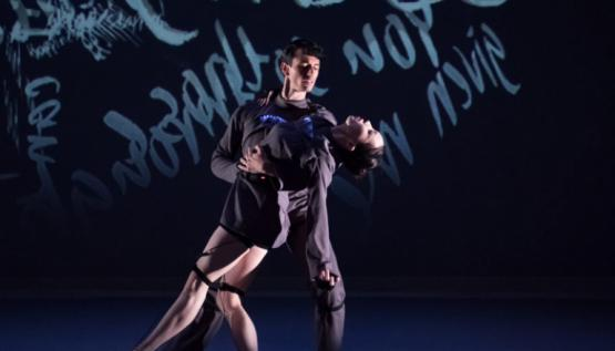Dancers at the Hong Kong ballet perform a scene with Perception Neuron motion capture.